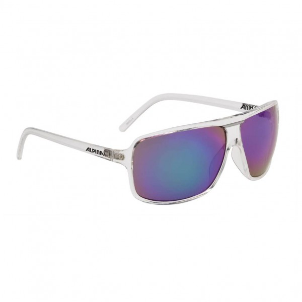 Alpina - Manja Ceramic Mirror Blue S3 - Sunglasses