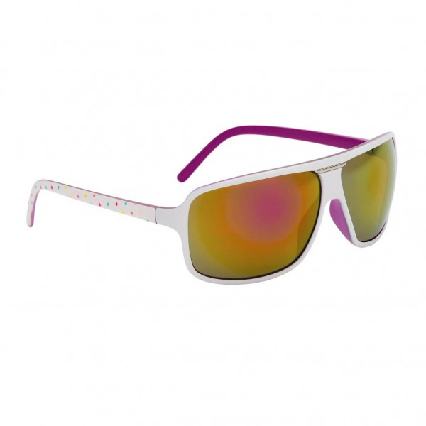 Alpina - Manja Ceramic Mirror Pink S3 - Lunettes de soleil