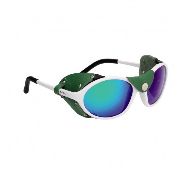 Alpina - Sibiria Ceramic Mirror Green S4 - Gletscherbrille
