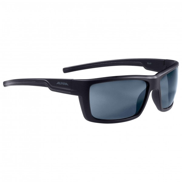 Alpina - Slay Ceramic Mirror Black S3 - Sunglasses