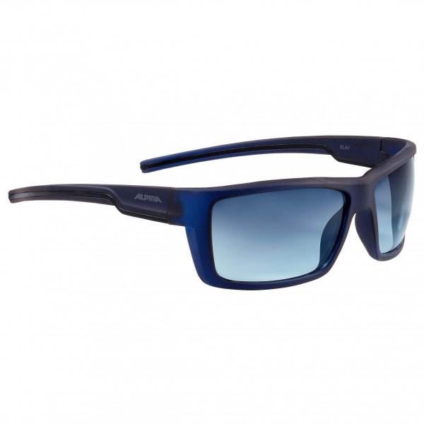Alpina - Slay Ceramic Mirror Blue Gradient S3 - Sunglasses