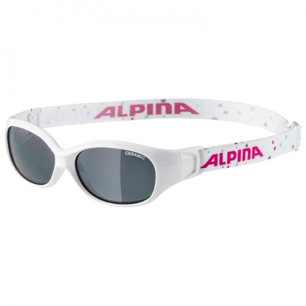 Alpina - Sports Flexxy Kids Ceramic Black S3 - Sonnenbrille