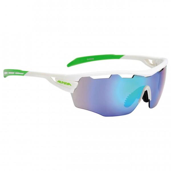 Alpina - Tri Scray Shield Clear 0+Mir Orange 2+Mir Green 3