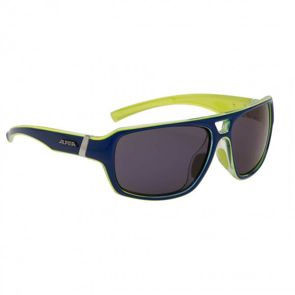 Alpina - Yuko Ceramic Mirror Blue S3 - Sunglasses