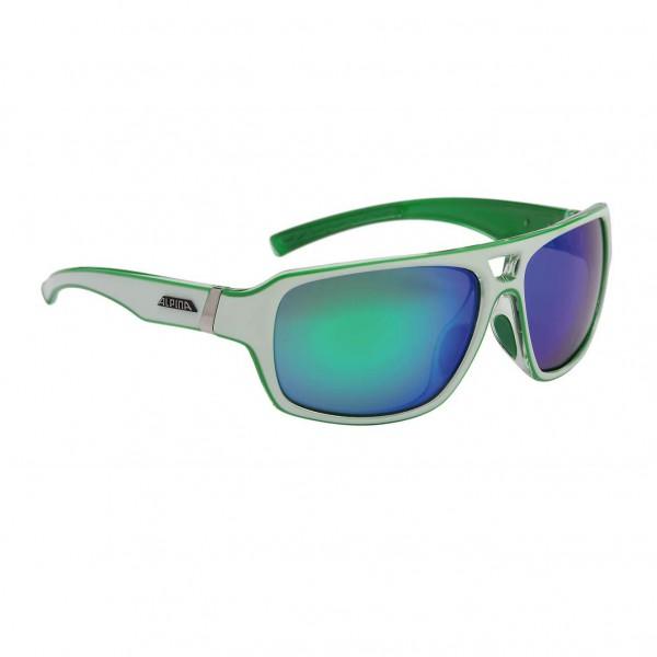 Alpina - Yuko Ceramic Mirror Green S3 - Lunettes de soleil