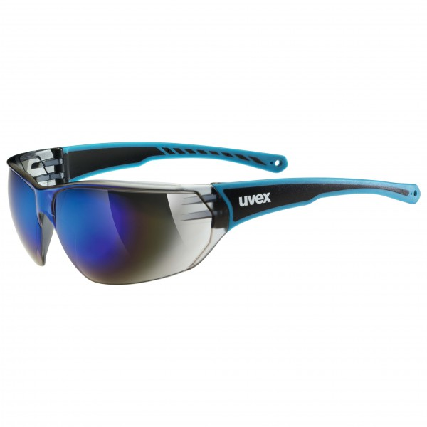 Uvex - Sportstyle 204 Mirror Blue S3 - Lunettes de soleil