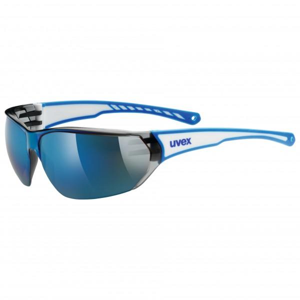 Uvex - Sportstyle 204 Mirror Blue S3 - Zonnebril