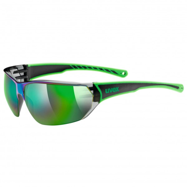 Uvex - Sportstyle 204 Mirror Blue S3 - Sunglasses