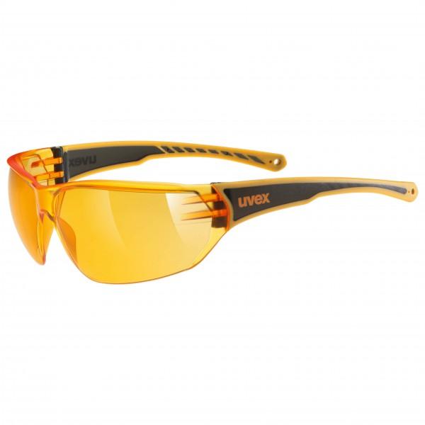 Uvex - Sportstyle 204 Orange S1 - Fahrradbrille