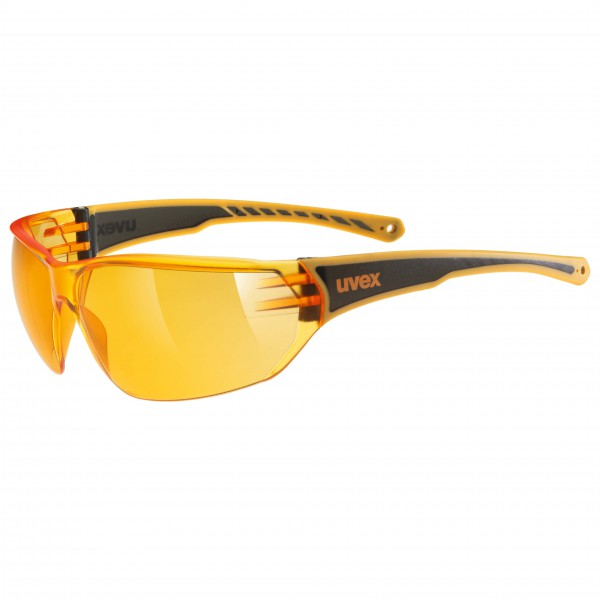 Uvex - Sportstyle 204 Orange S1 - Cycling glasses