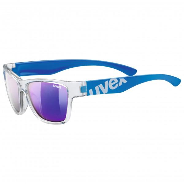 Uvex - Sportstyle 508 Mirror Blue S3 - Aurinkolasit