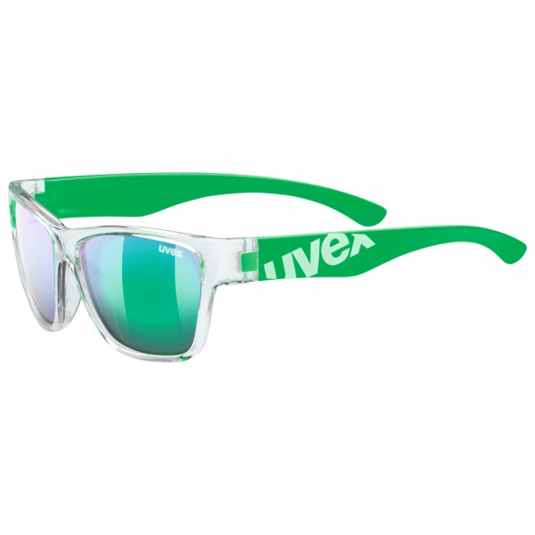 Uvex - Sportstyle 508 Mirror Green S3 - Sunglasses