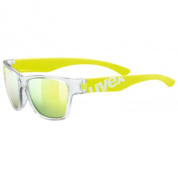 Uvex - Sportstyle 508 Mirror Yellow S3 - Sonnenbrille