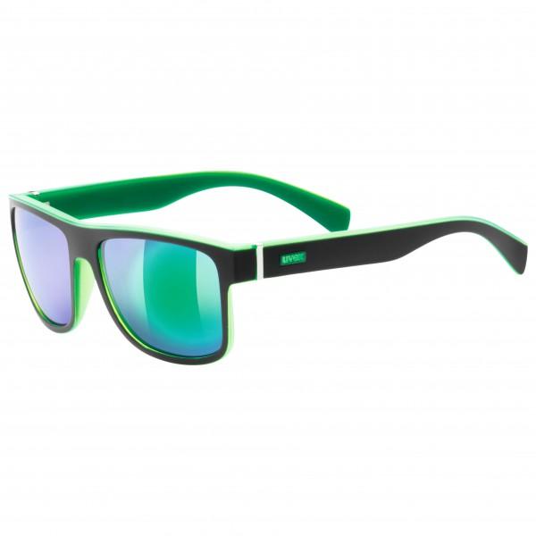 Uvex - LGL 21 Mirror Green S3 - Zonnebril