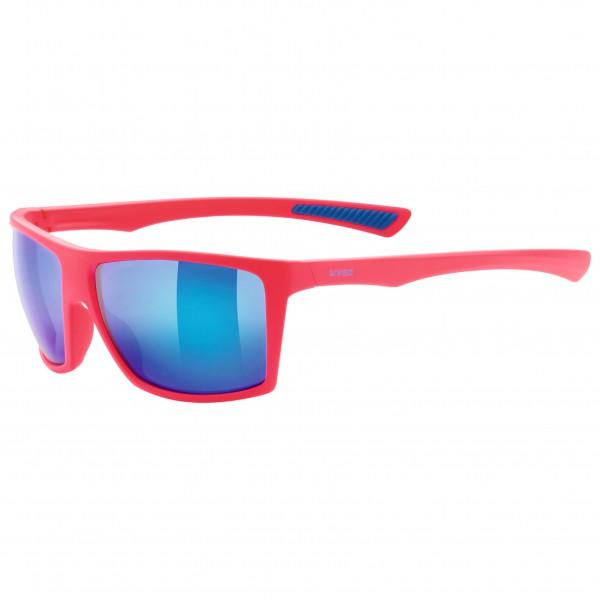 Uvex - LGL 23 Mirror Blue S3 - Lunettes de soleil