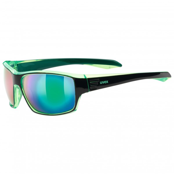 Uvex - LGL 24 Mirror Green S3 - Lunettes de soleil
