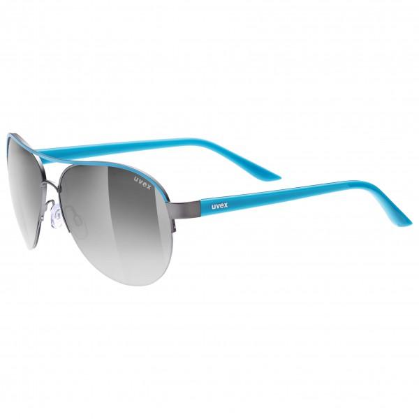 Uvex - LGL 25 Litemirror Smoke Dégradé S3 - Sunglasses