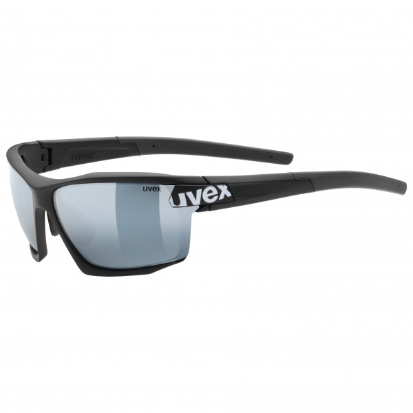 Uvex - Sportstyle 113 LM Silver S3/LM Orange S1/Clear S0 - Sykkelbrille