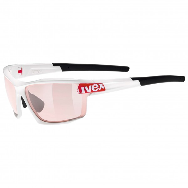 Uvex - Sportstyle 113 Vario Red S1-3 - Fahrradbrille