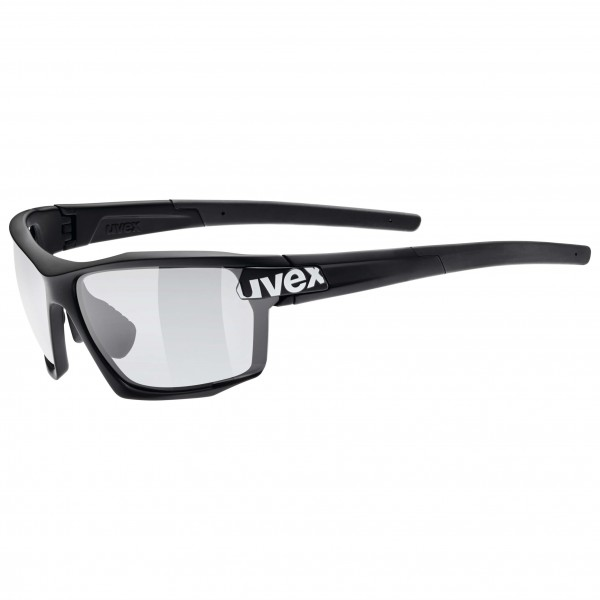 Uvex - Sportstyle 113 Vario Smoke S1-3 - Cycling glasses