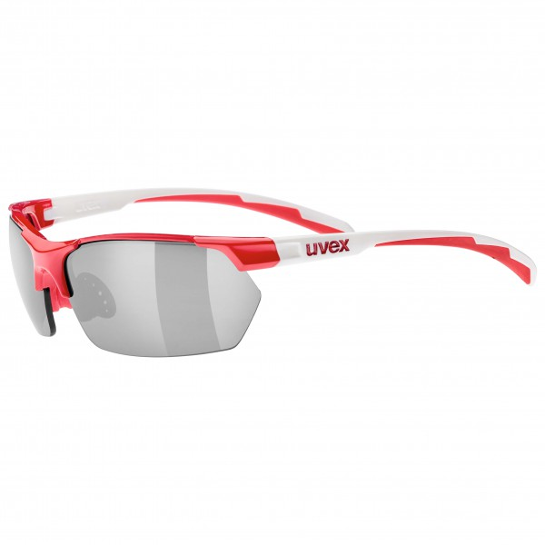 Uvex - Sportstyle 114 LM Silver S3/LM Orange S1/Clear S0