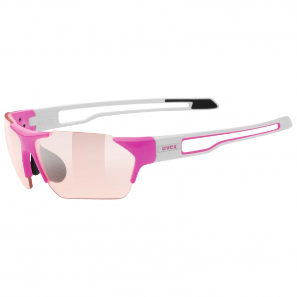 Uvex - Sportstyle 202 Small Vario Red S1-3 - Lunettes de cyc