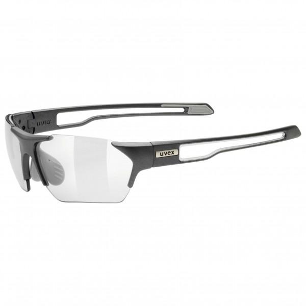 Uvex - Sportstyle 202 Sml Vario Smoke S1-3 - Fahrradbrille