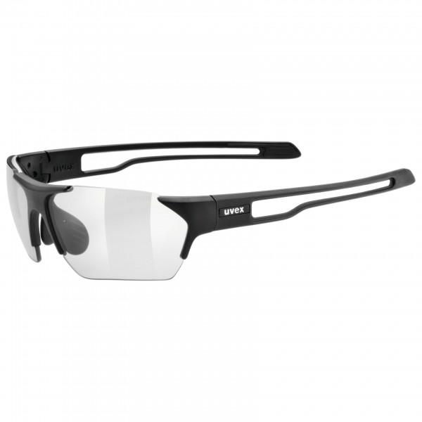 Uvex - Sportstyle 202 Sml Vario Smoke S1-3 - Fietsbril