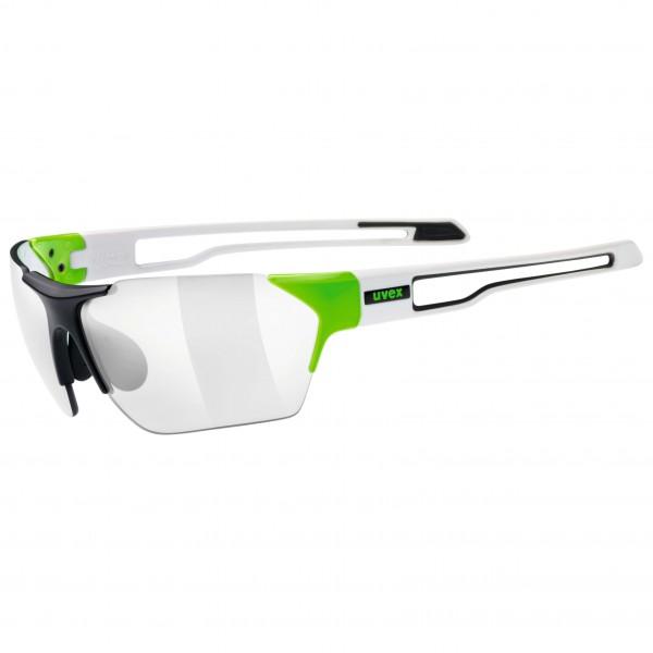 Uvex - Sportstyle 202 Vario Smoke S1-3 - Cykelbriller