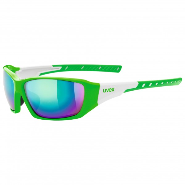 Uvex - Sportstyle 219 Mirror Green S3 - Sonnenbrille