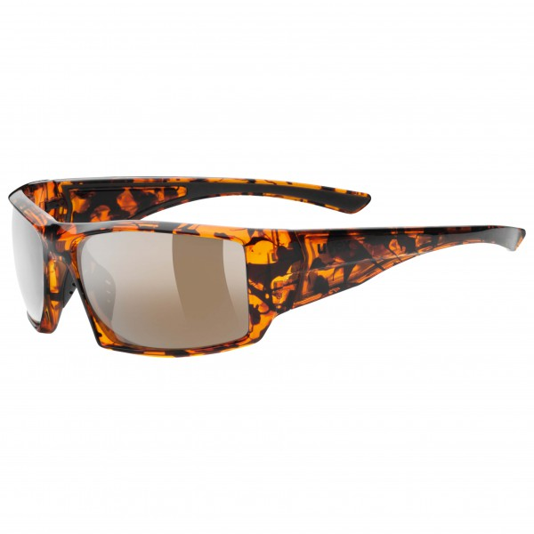 Uvex - Sportstyle 220 Pola Brown S3 - Sunglasses