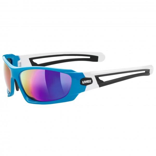 Uvex - Sportstyle 306 Mirror Blue S4 - Glacier glasses