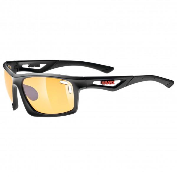 Uvex - Sportstyle 700 Litemirror Orange S1 - Cycling glasses