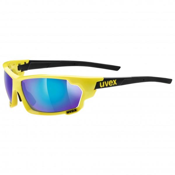 Uvex - Sportstyle 703 Mirror Blue S3 - Lunettes de soleil