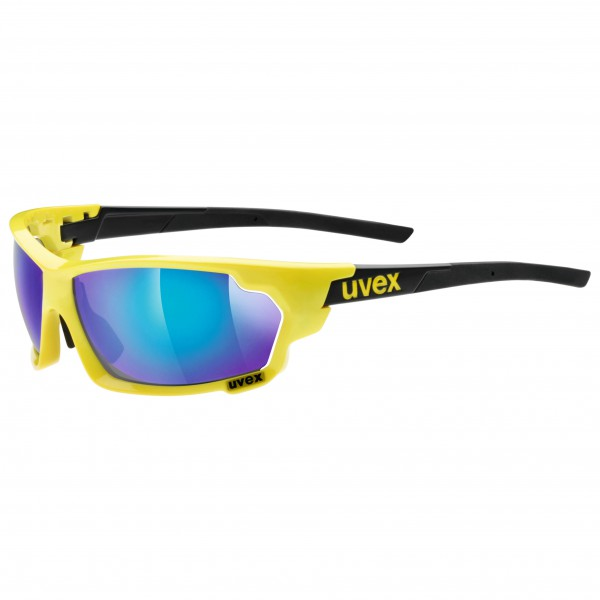 Uvex - Sportstyle 703 Mirror Blue S3 - Sunglasses