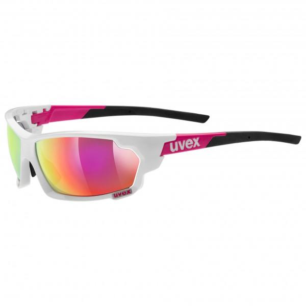 Uvex - Sportstyle 703 Mirror Pink S3 - Zonnebril