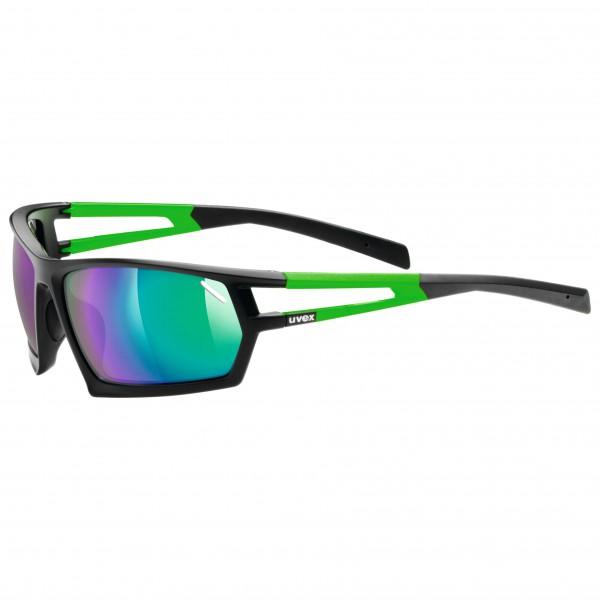 Uvex - Sportstyle 704 Mirror Green S3 - Aurinkolasit