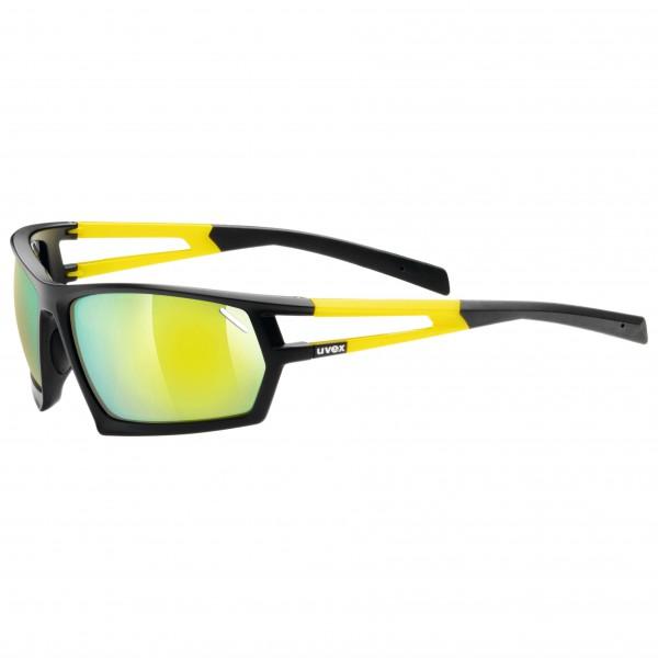Uvex - Sportstyle 704 Mirror Yellow S3 - Lunettes de soleil