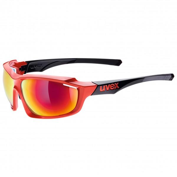 Uvex - Sportstyle 710 Mirror Red S3 - Fietsbril