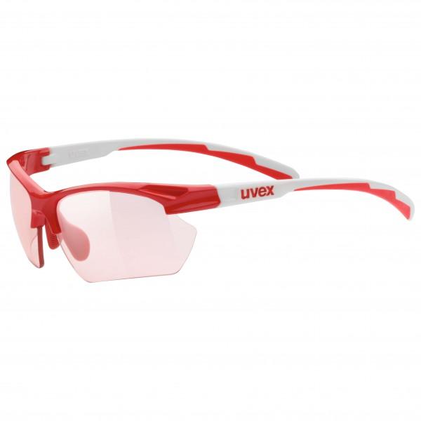 Uvex - Sportstyle 802 Sml Vario Red S1-3 - Pyöräilylasit