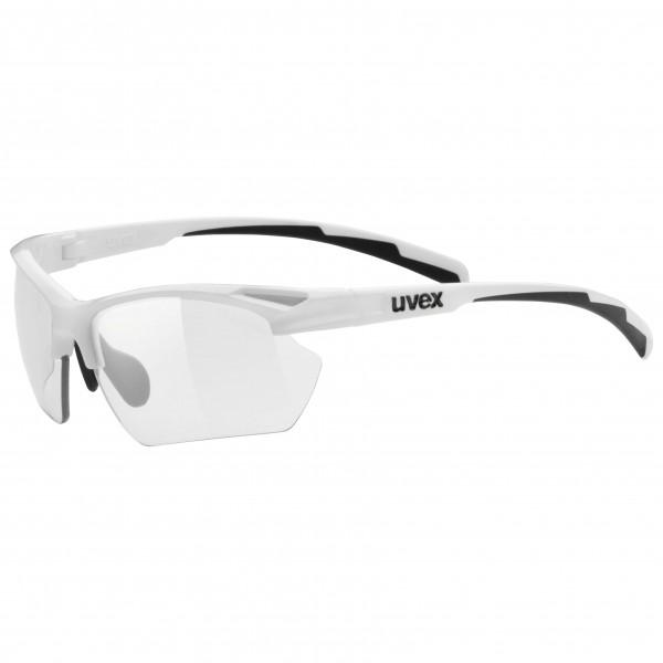 Uvex - Sportstyle 802 Sml Vario Smoke S1-3 - Cykelbriller