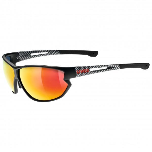 Uvex - Sportstyle 810 Mirror Red S3 - Lunettes de soleil