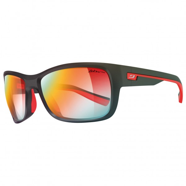 Julbo - Drift Yellow / Brown Multilayer Red Zebra Light Fire