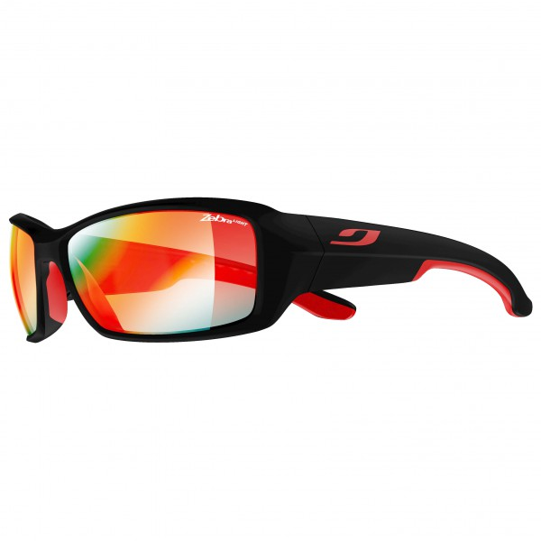 Julbo - Run Yellow / Brown Zebra light - Fahrradbrille