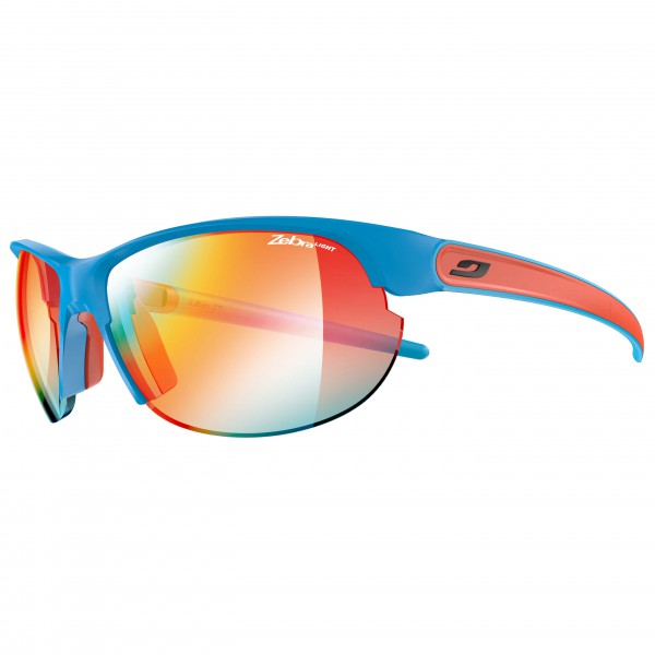 Julbo - Women's Breeze Yellow/Brown ML Red Zebra Light Fire