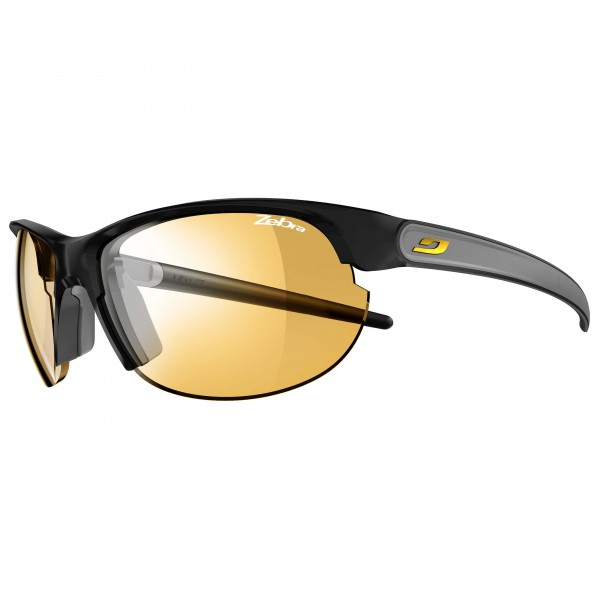 Julbo - Women's Breeze Yellow / Brown Zebra - Pyöräilylasit