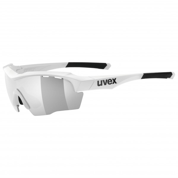 Uvex - Sportstyle 104 Clear+LM. Orange+LM. Silver S0+1+3