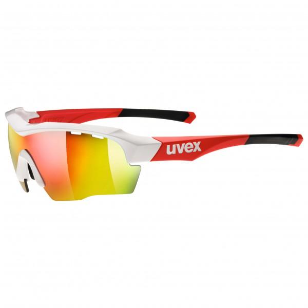 Uvex - Sportstyle 104 Clear+LM Orange+Mirror Red S0+1+3