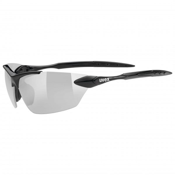 Uvex - Sportstyle 203 Litemirror Silver S3 - Cycling glasses