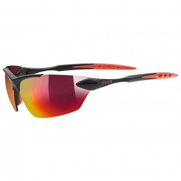 Uvex - Sportstyle 203 Mirror Red S3 - Cycling glasses